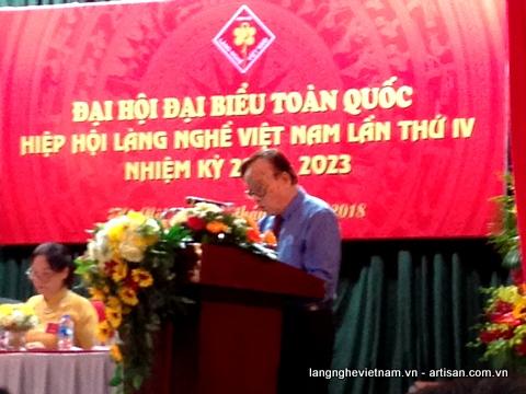 """""""Đoàn kết, sáng tạo và hội nhập quốc tế"""" đó là kim chỉ nam cho hoạt động của nhiệm kỳ IV Đại hội đại biểu TW HHLN Việt Nam"""